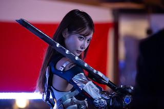 アイアンガール FINAL WARSの予告編・動画