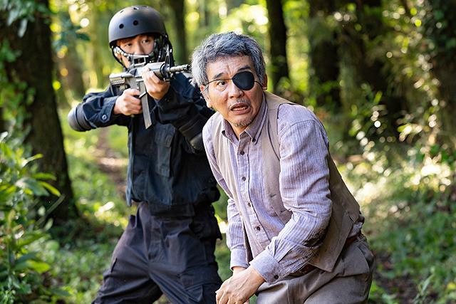 春田純一の「アイアンガール FINAL WARS」の画像