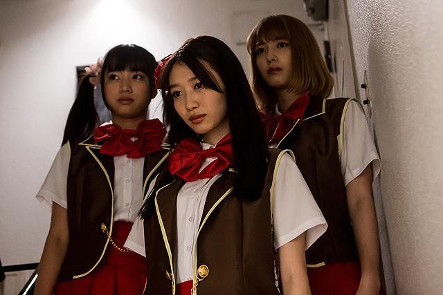 岡本夏美の「BACK STREET GIRLS ゴクドルズ」の画像