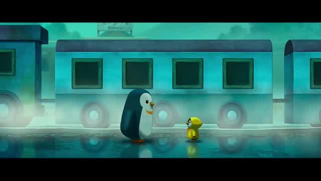 ソ・ジソブのコメント付きオープニングアニメ映像