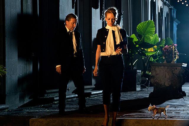 ユマ・サーマンの「Mr.&Mrs.フォックス」の画像