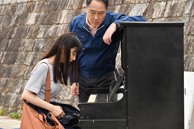 武藤十夢の「おかあさんの被爆ピアノ」の画像