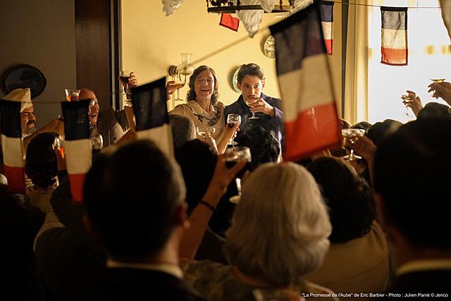 ピエール・ニネの「母との約束、250通の手紙」の画像