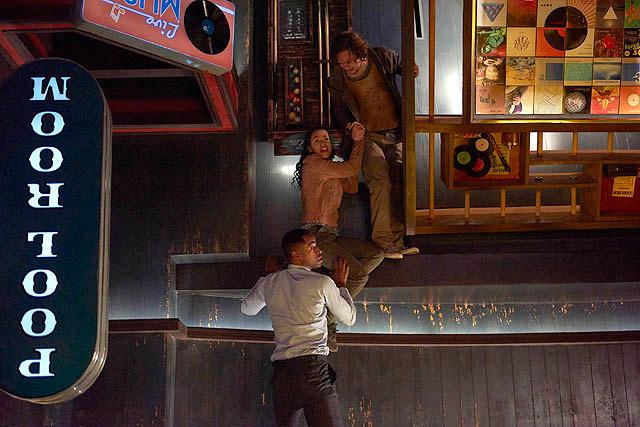 テイラー・ラッセルの「エスケープ・ルーム」の画像