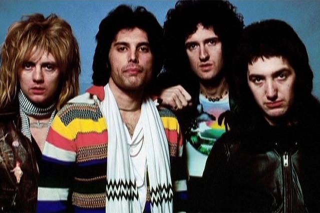 クイーン ヒストリー 1973-1980