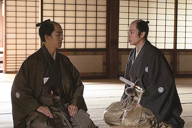 山田裕貴の「燃えよ剣」の画像