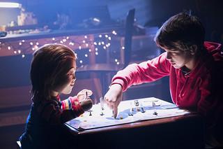 チャイルド・プレイの映画評論『秀逸な現代アレンジに少年との友情も。ジュブナイルホラーの秀作が誕生』