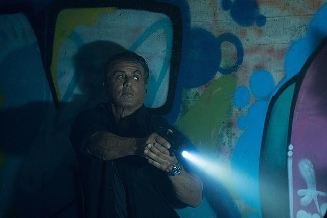 シルベスター・スタローンの「大脱出3」の画像