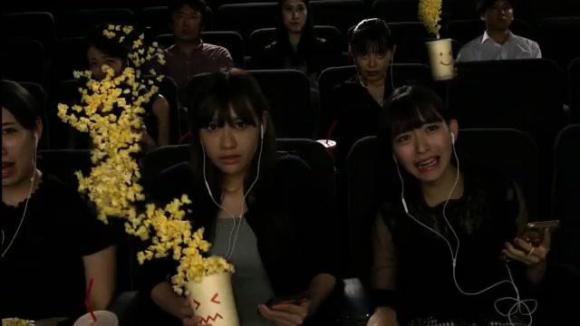 イヤホン360上映体験動画