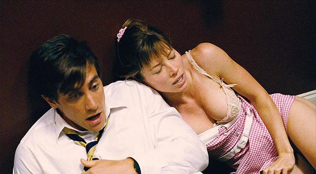 ジェシカ・ビールの「世界にひとつのロマンティック」の画像