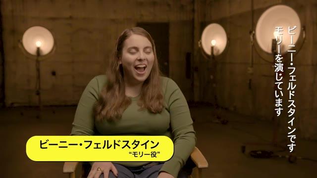 インタビュー映像:ビーニー・フェルドスタイン