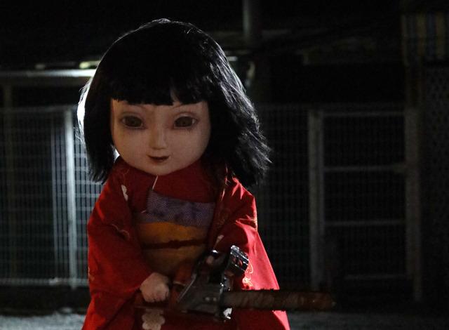 恐怖人形 Netflix 2021年8月 配信