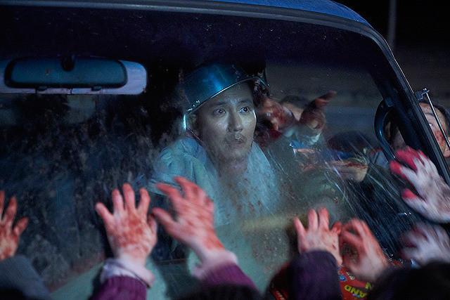 キム・ナムギルの「感染家族」の画像