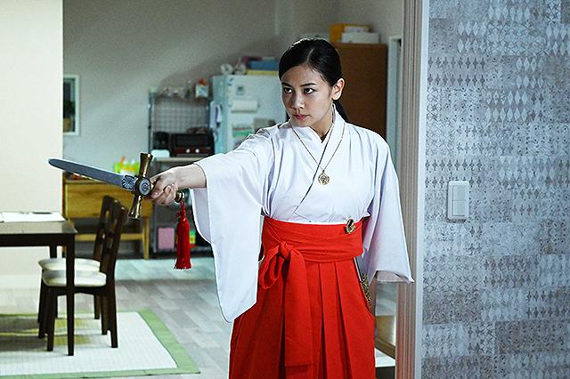 千眼美子の「心霊喫茶「エクストラ」の秘密 The Real Exorcist」の画像