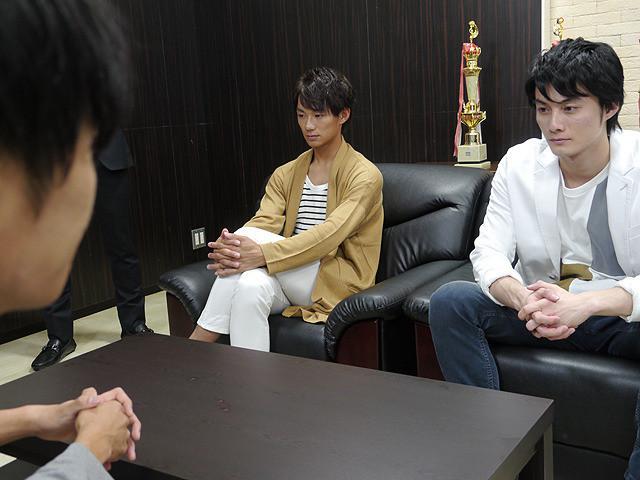 寺西優真の「17歳のシンデレラ 東京ボーイズコレクション エピソード2」の画像