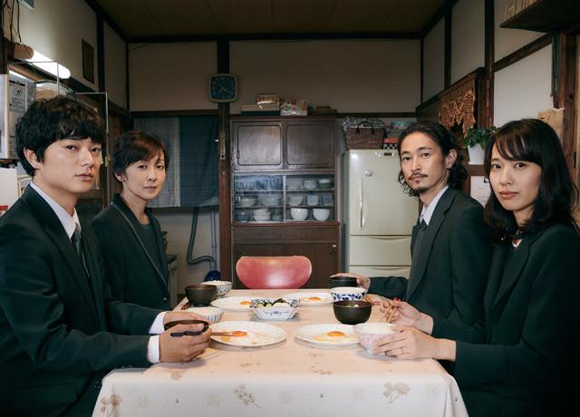 染谷将太の「最初の晩餐」の画像