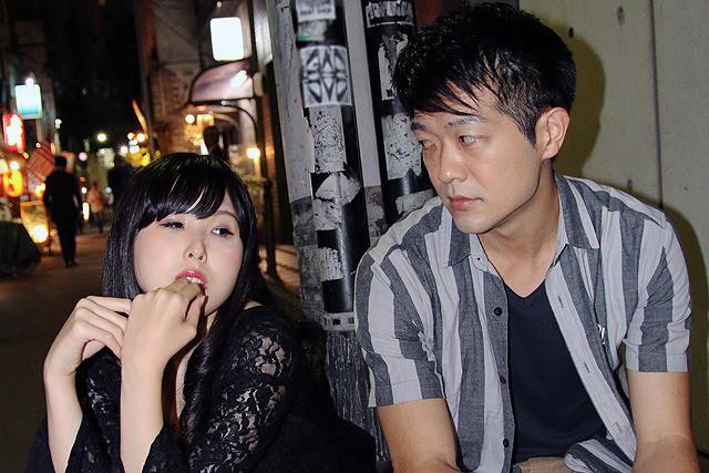 横山夏希の「やりたいふたり」の画像