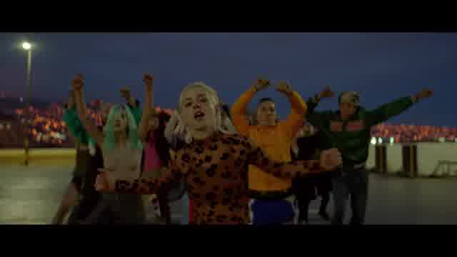挿入歌「REAL」オリジナルミュージックビデオ