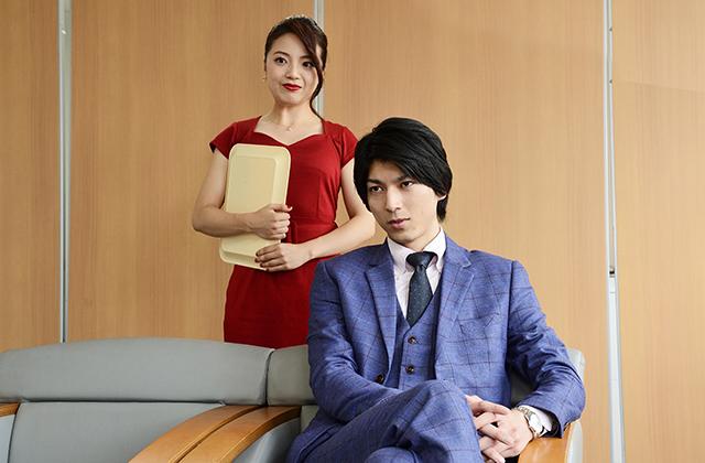 小松準弥の「HERO 2020」の画像
