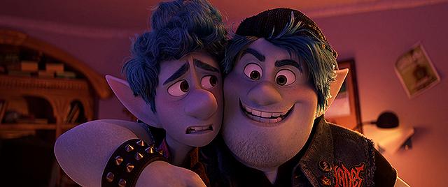 イアンとバーリー