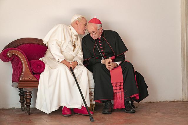 2人のローマ教皇