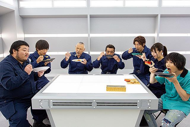 吉田綾乃クリスティーの「三大怪獣グルメ」の画像
