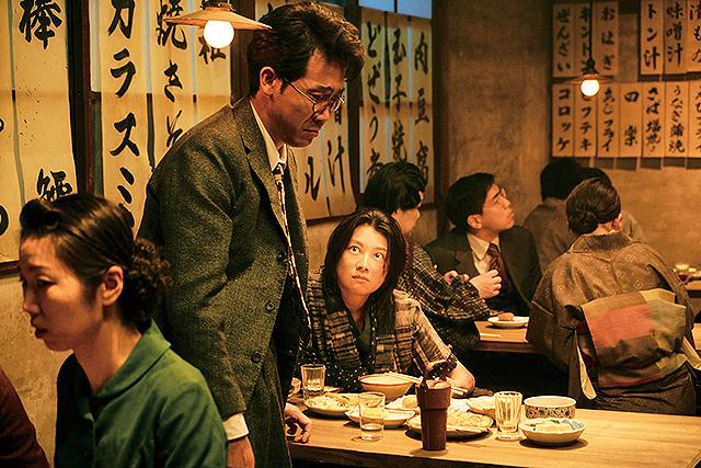 小池栄子の「グッドバイ 嘘からはじまる人生喜劇」の画像