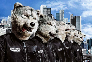 MAN WITH A MISSION THE MOVIE TRACE the HISTORY
