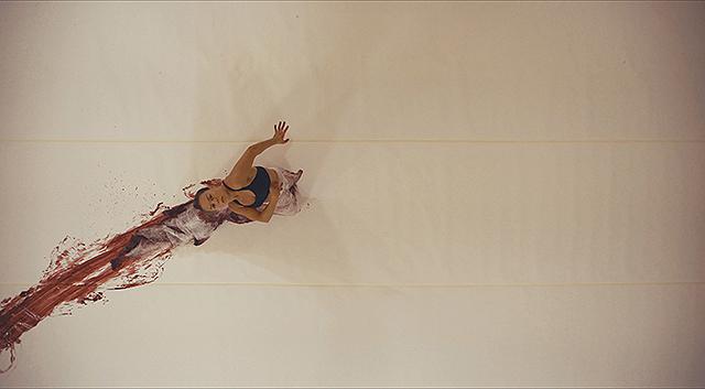 ロシオ・モリーナの「衝動 世界で唯一のダンサオーラ」の画像