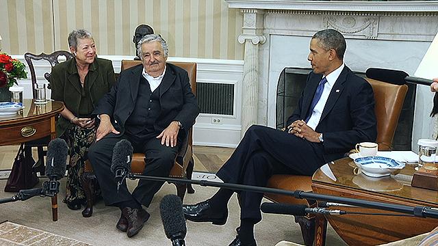 バラク・オバマの「世界でいちばん貧しい大統領 愛と闘争の男、ホセ・ムヒカ」の画像