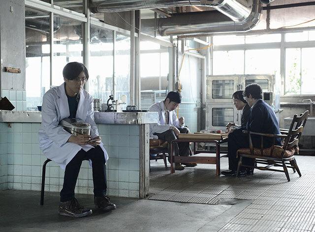 井澤勇貴の「岡野教授の千年花草譚」の画像