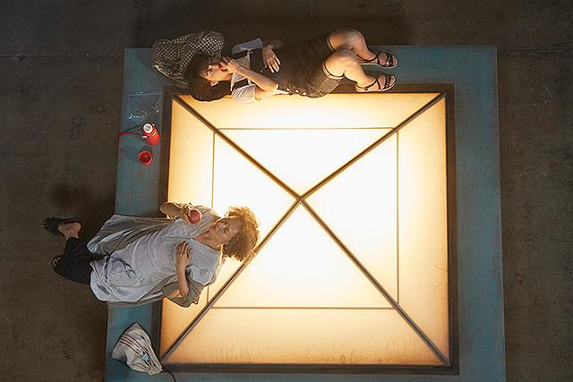 清原果耶の「宇宙でいちばんあかるい屋根」の画像