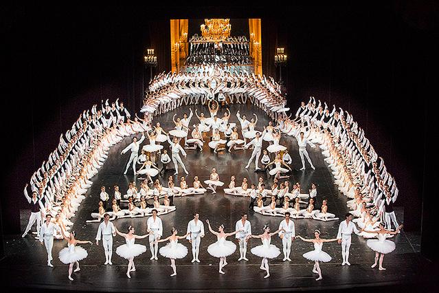 パリ・オペラ座バレエ・シネマ 2020 「パリ・オペラ座ダンスの饗宴」