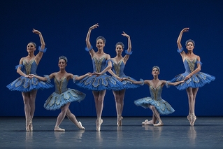 パリ・オペラ座バレエ・シネマ 2020 「ミルピエ/ロビンズ/バランシン」