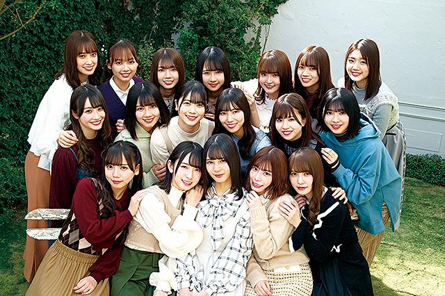 富田鈴花の「3年目のデビュー」の画像