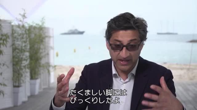 アシフ・カパディア監督インタビュー映像2
