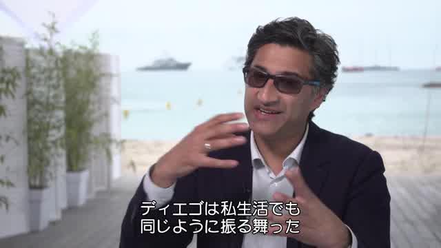 アシフ・カパディア監督インタビュー映像