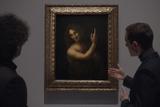 ルーブル美術館の夜 ダ・ヴィンチ没後500年展