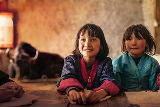 ブータン 山の教室の評論