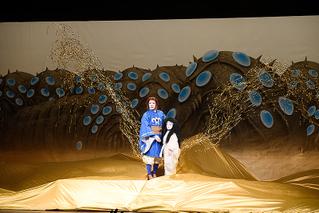 新作歌舞伎「風の谷のナウシカ」