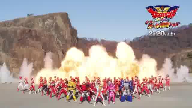 「スーパー戦隊MOVIEレンジャー2021」特別映像