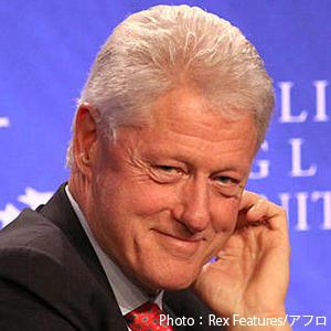 ビル・クリントン - 映画.com