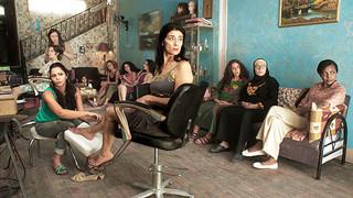 「ガザの美容室」一般試写会
