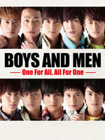 BOYS AND MEN One For All, All For One