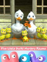 Five Little Ducks Nursery Rhyme