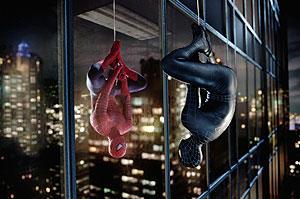 アメコミの読者にはおなじみの、サンドマン、ニュー・ゴブリン、そしてヴェノムが登場するシリーズ第3作では、さらにもちろんスパイダーマンと恋人MJとのラブ・