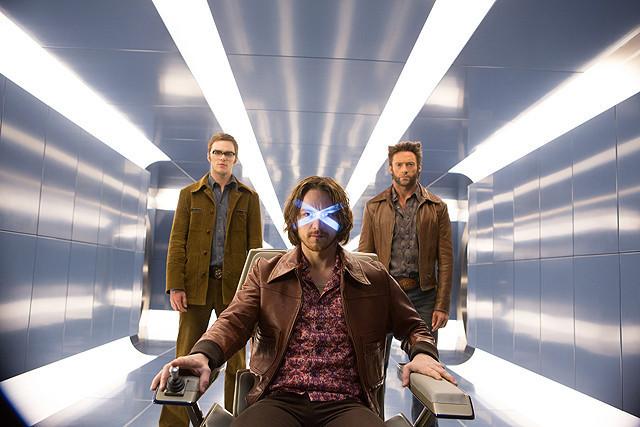 X-MEN:フューチャー&パストの映画評論・批評