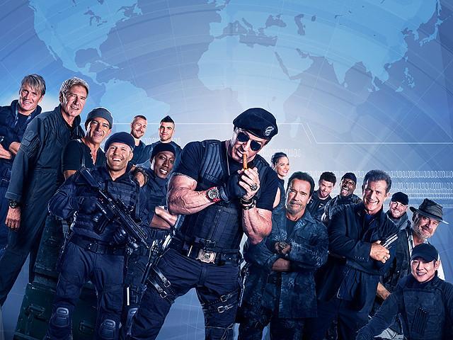 エクスペンダブルズ3 ワールドミッションの映画評論・批評