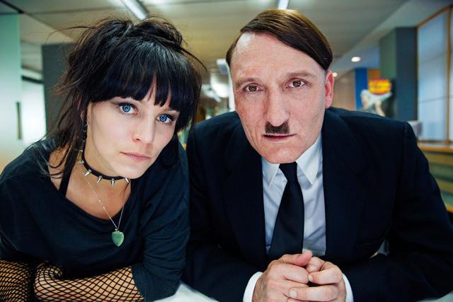 帰ってきたヒトラーの映画評論・批評