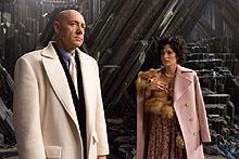 新たにレックス・ルーサーを演じたケビン・スペイシー